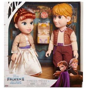 FROZEN II Anna & Kristoff Gift Set❄️💙Brand New!